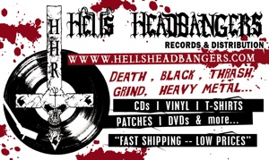HELLS HEADBANGERS -Click to enter Hellfire!!