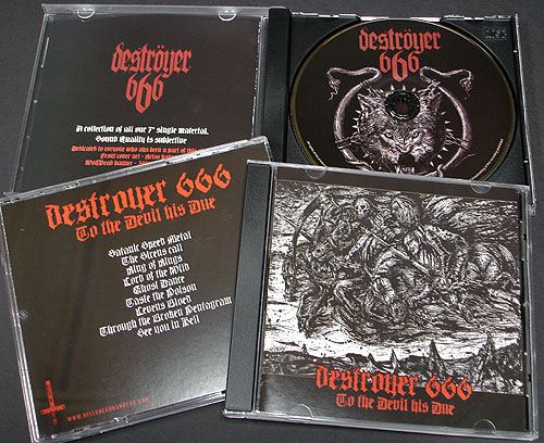 Deströyer 666 - Unchain the Wolves - Encyclopaedia ...