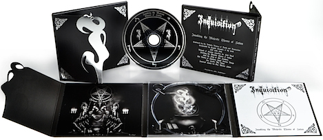 Inquisition Invoking The Majestic Throne Of Satan Majestic Throne Of Satan