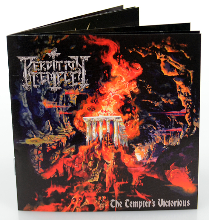 The Tempters First Album