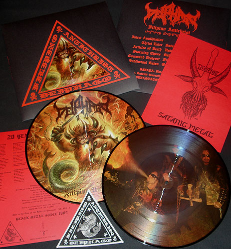 Deiphago South East Asian Satanic Metal