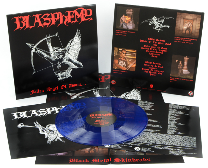 BLASPHEMY - Fallen Angel Of Doom [Hells Headbangers Exclusive]