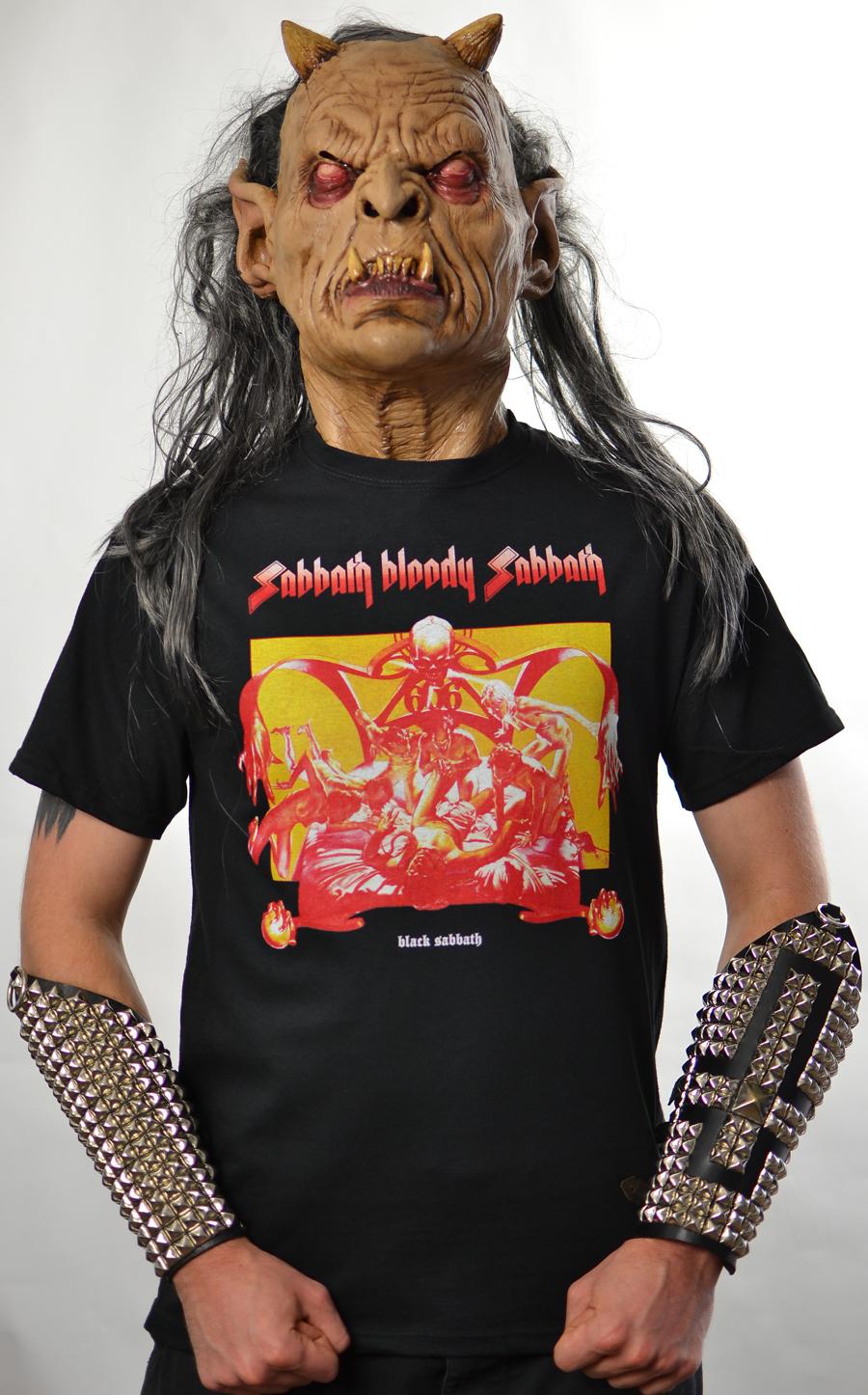 Sabbath Bloody Sabbath T-Shirt Black Sabbath